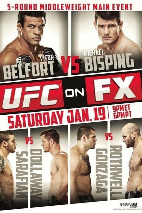 UFC on FX: Belfort vs. Bisping