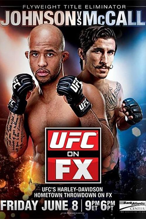 UFC on FX: Johnson vs. McCall
