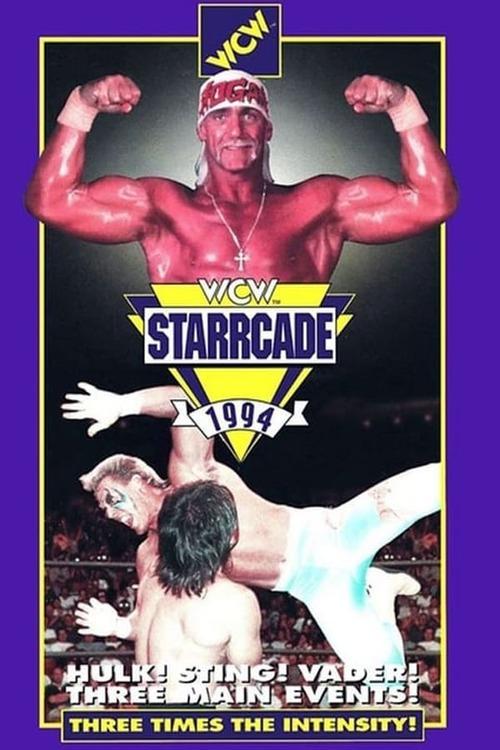 WCW Starrcade 1994