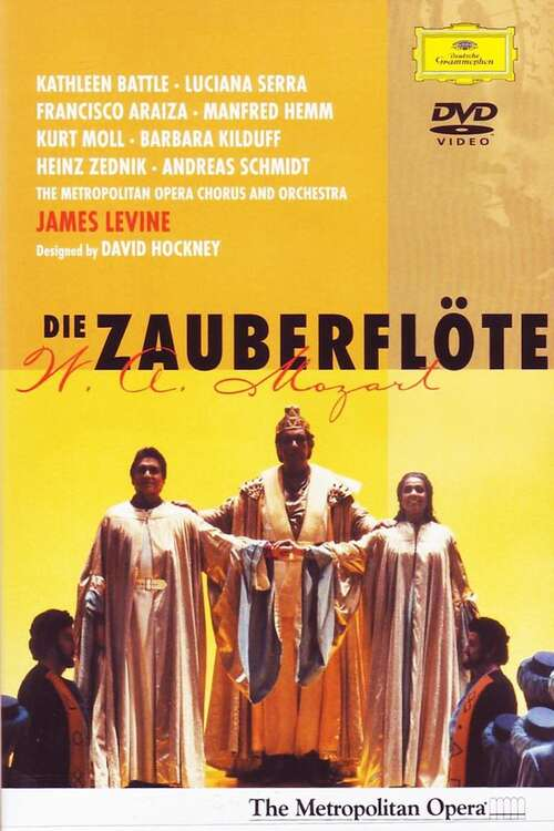 The Metropolitan Opera - Mozart: Die Zauberflöte