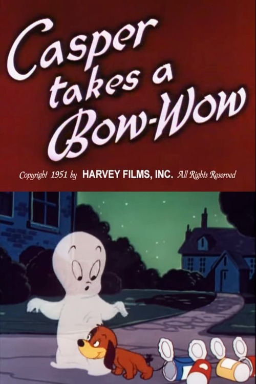 Casper Takes a Bow-Wow