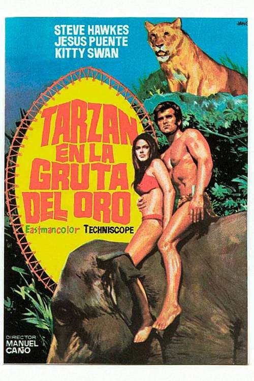 Tarzán en la gruta del oro