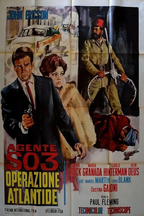 Agente S 03: Operazione Atlantide