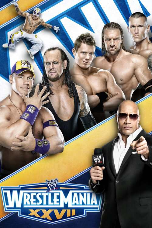 WWE WrestleMania XXVII