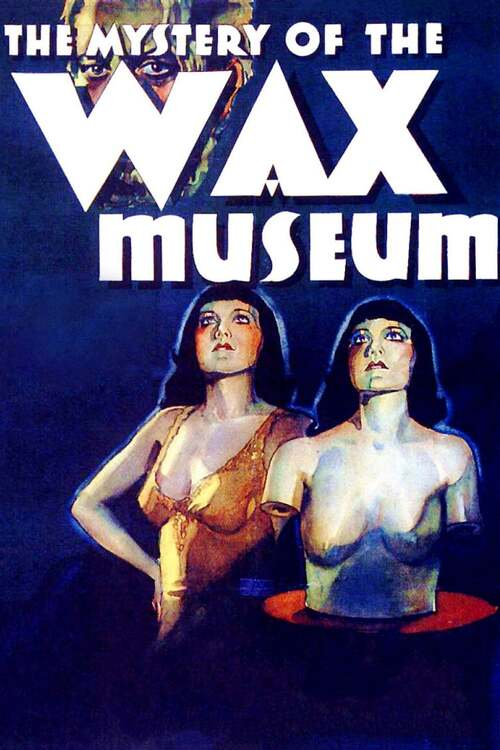 Mystery of the Wax Museum