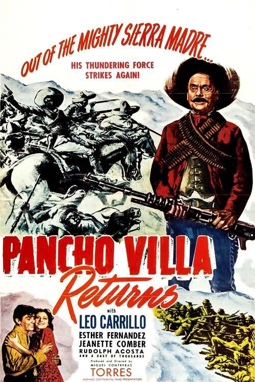 Pancho Villa Returns