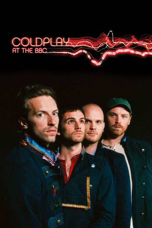 Coldplay at the BBC