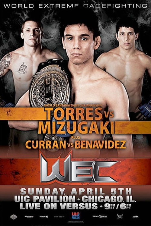 WEC 40: Torres vs. Mizugaki