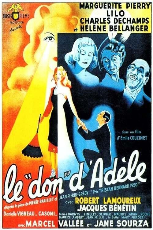 Le don d'Adèle