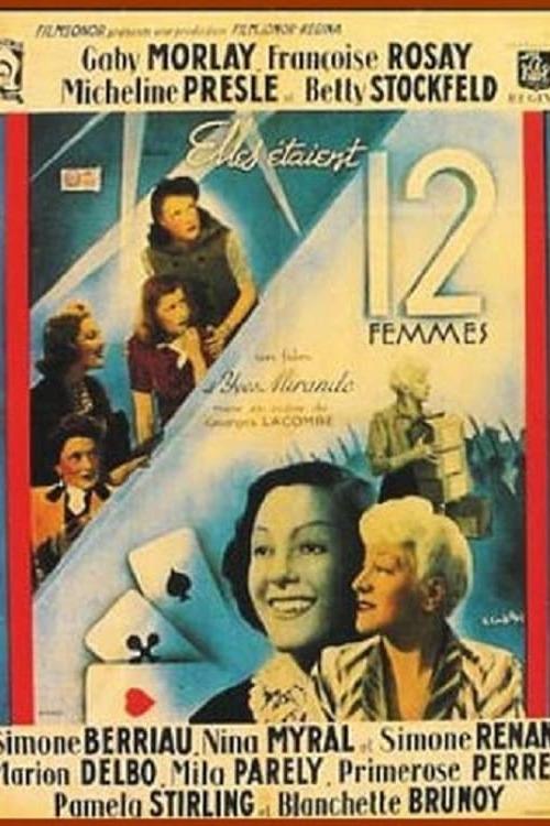 Elles étaient douze femmes