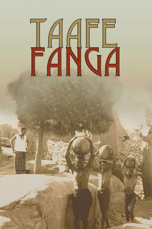 Taafé Fanga