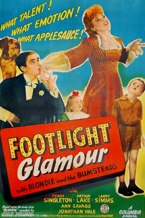 Footlight Glamour