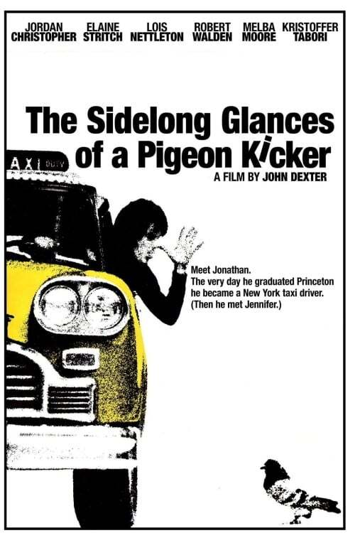 The Sidelong Glances of a Pigeon Kicker