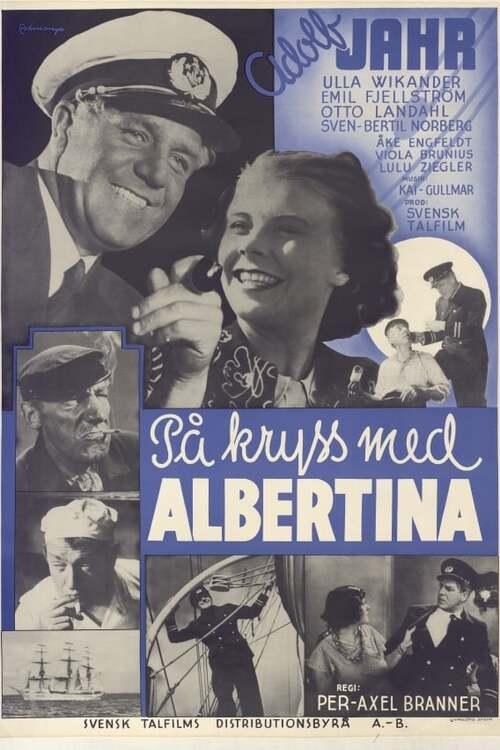 På kryss med Albertina