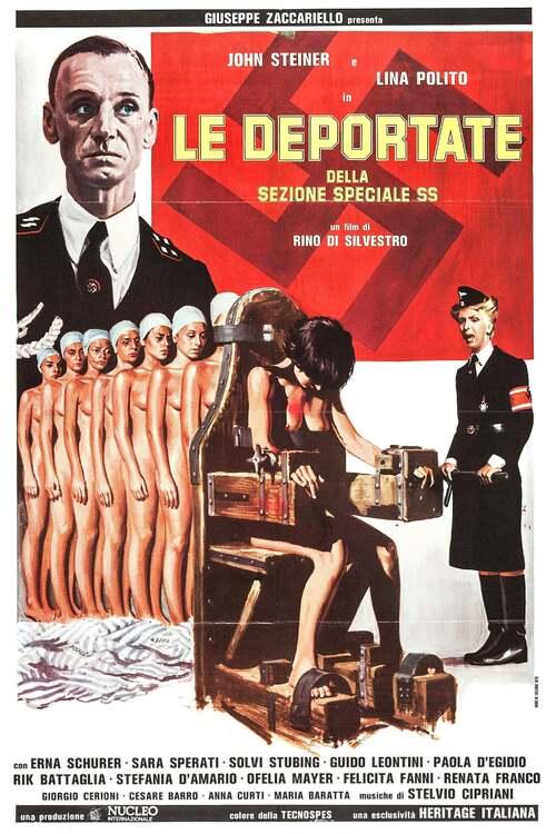 Le deportate della sezione speciale SS