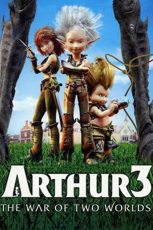 Arthur 3: la guerre des deux mondes