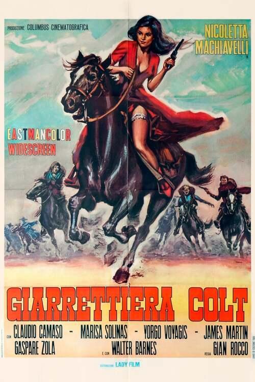 Giarrettiera Colt
