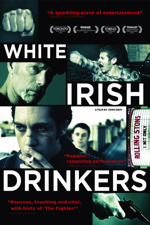 White Irish Drinkers