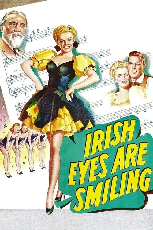 Irish Eyes Are Smiling
