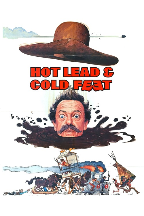 Hot Lead & Cold Feet