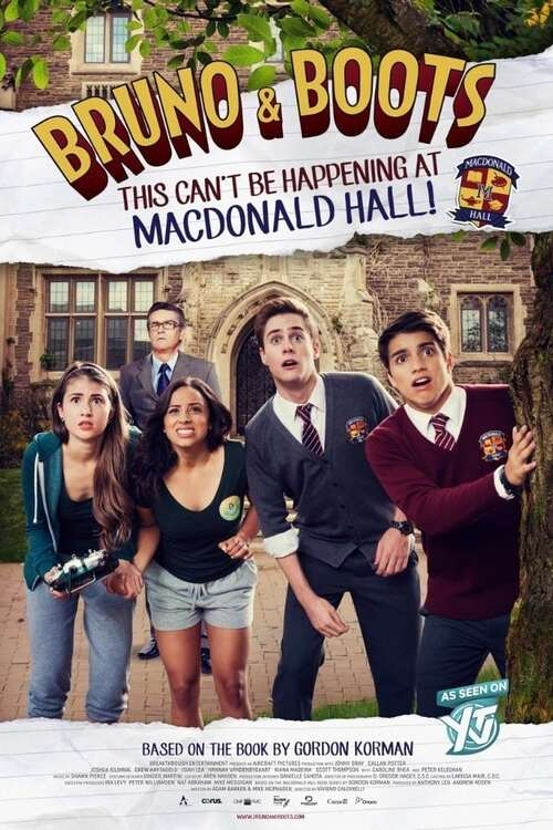 Bruno & Boots: This Can't Be Happening at Macdonald Hall