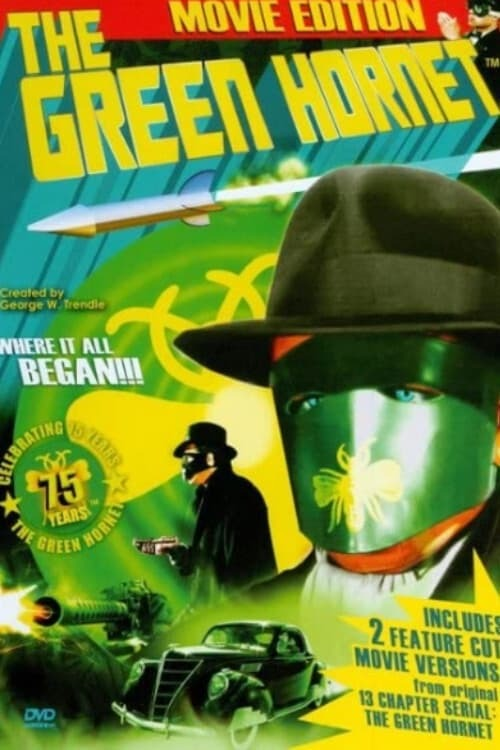 The Green Hornet Movie Edition