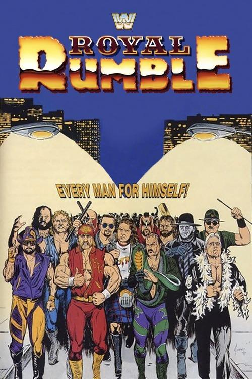 WWE Royal Rumble 1992