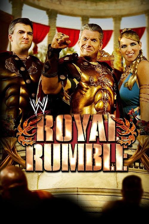 WWE Royal Rumble 2006