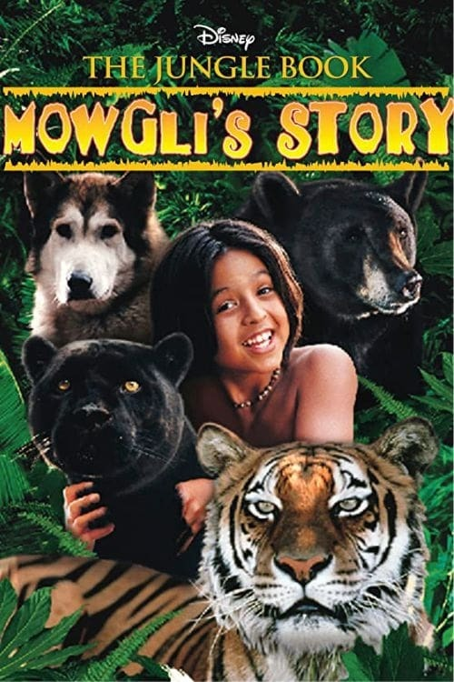 The Jungle Book: Mowgli's Story