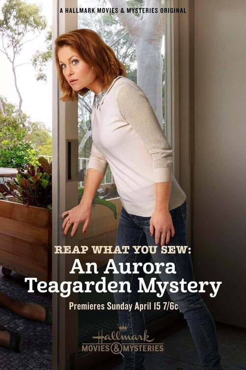 Reap What You Sew: An Aurora Teagarden Mystery