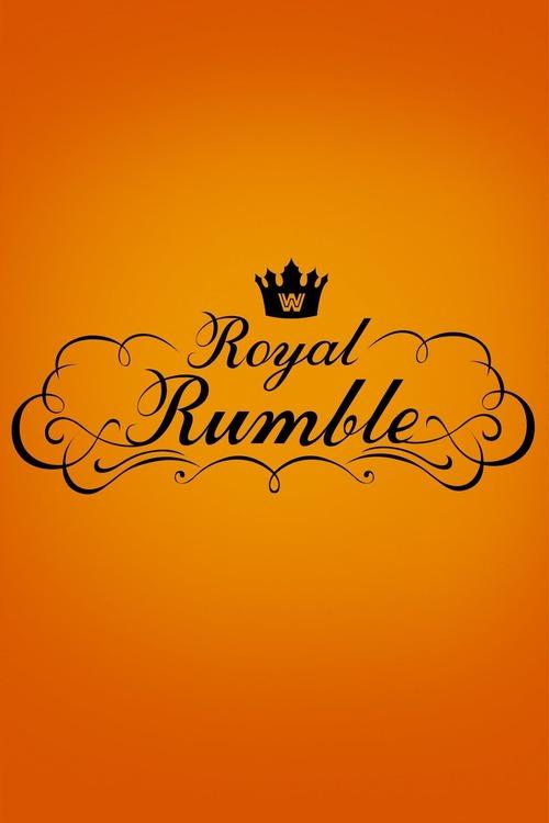 WWE Royal Rumble 1988