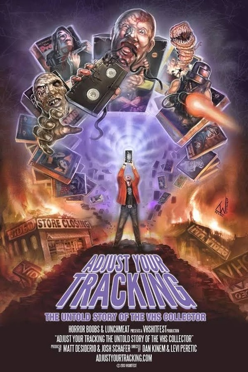 Adjust Your Tracking: The Untold Story of the VHS Collector
