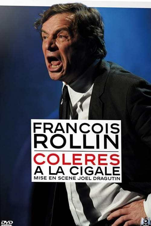 François Rollin - Colères