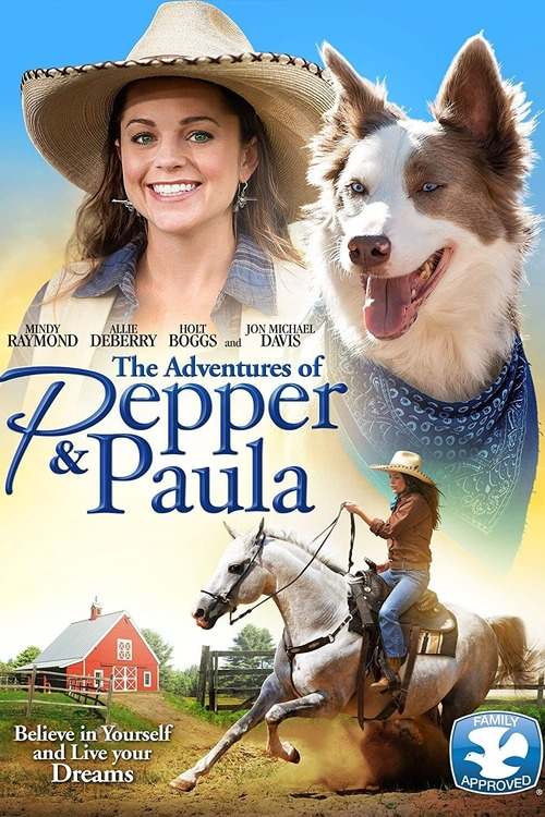 The Adventures of Pepper and Paula