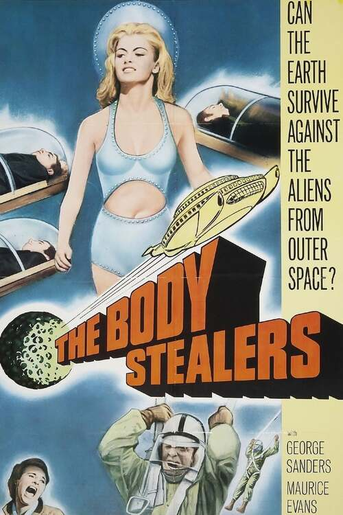 The Body Stealers