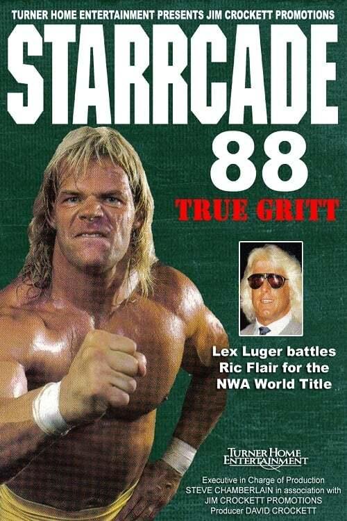 NWA Starrcade '88: True Gritt