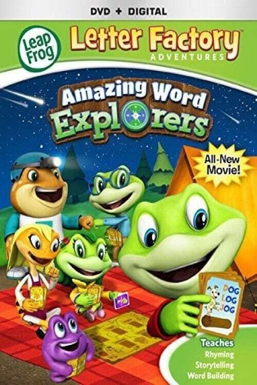 LeapFrog Letter Factory Adventures: Amazing Word Explorers