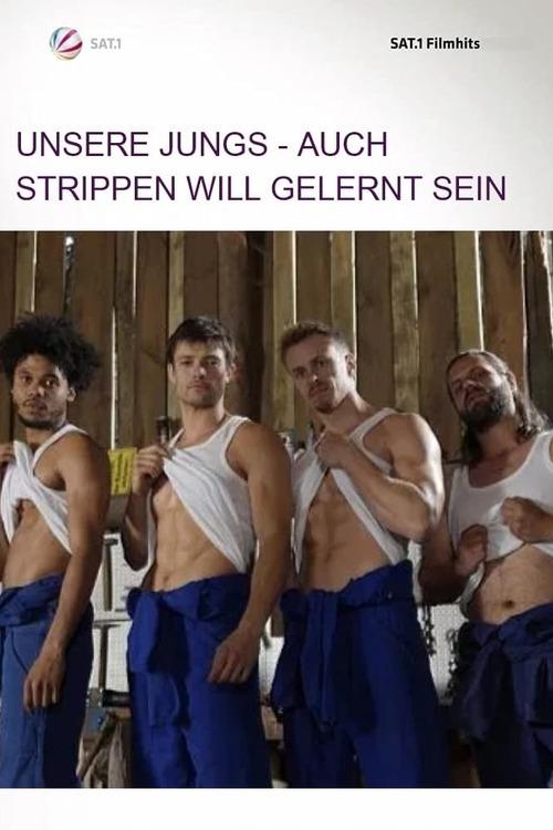 Unsere Jungs - Auch Strippen will gelernt sein