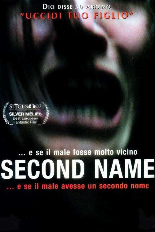 El segundo nombre