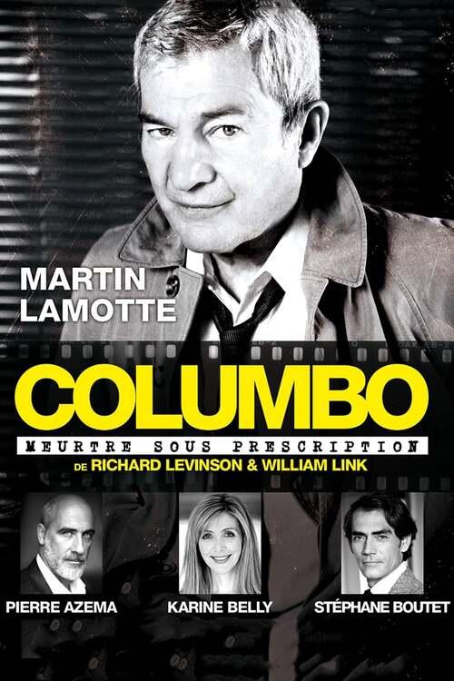 Columbo meurtre sous prescription