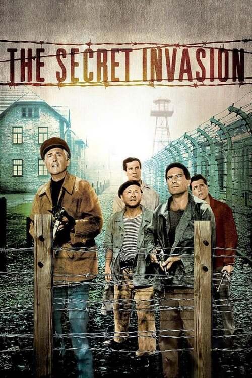 The Secret Invasion