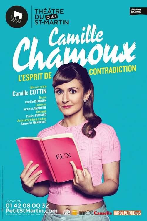 Camille Chamoux - L'esprit De Contradictions
