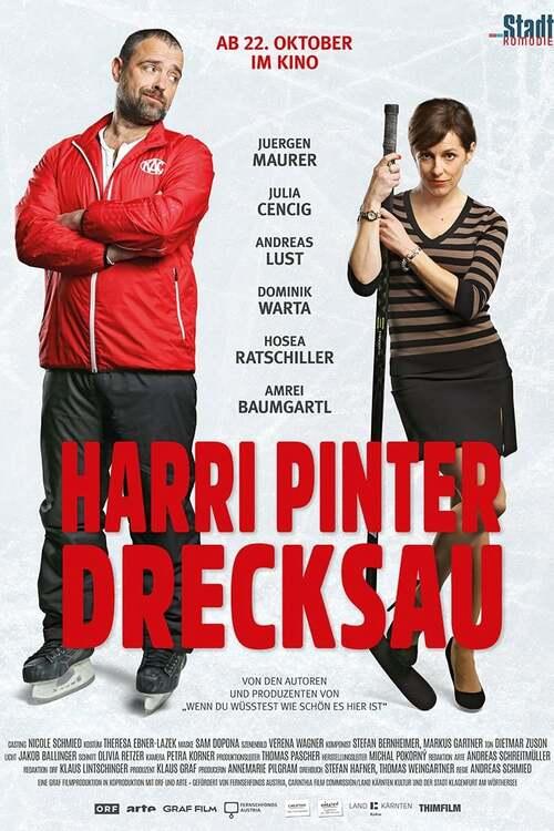 Harri Pinter, Drecksau
