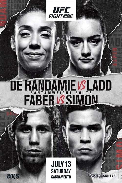 UFC Fight Night 155: de Randamie vs. Ladd