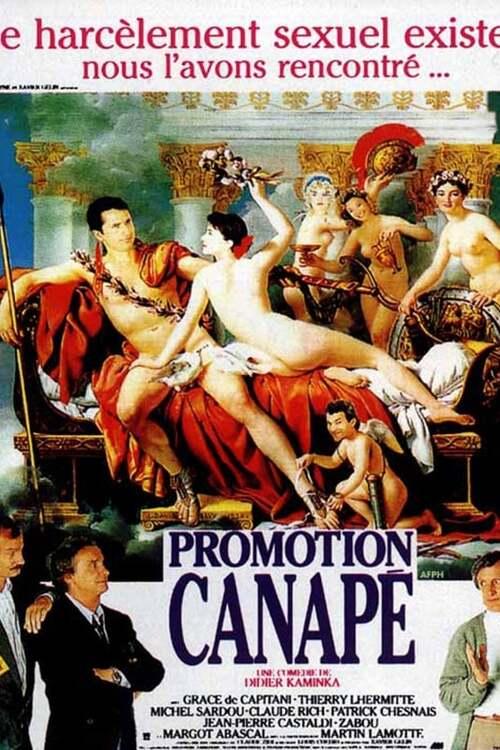 Promotion canapé