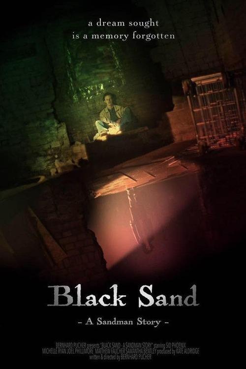 Black Sand: A Sandman Story