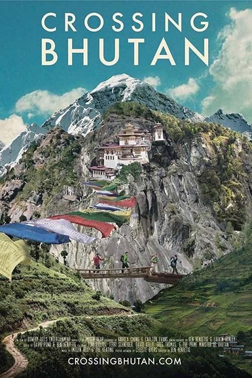 Crossing Bhutan