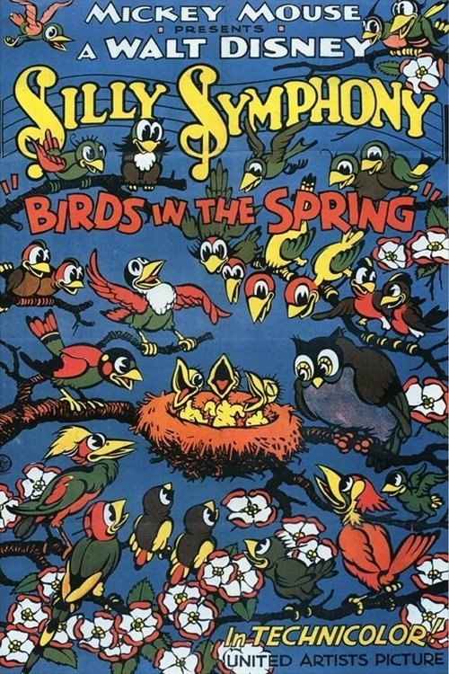 Birds in the Spring