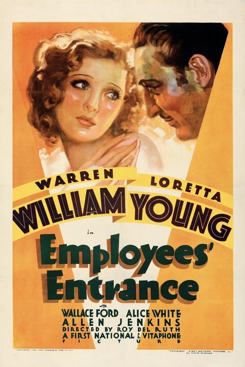 Employees' Entrance