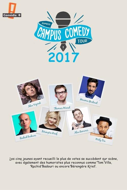 Campus Comedy Tour 2017